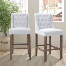 tufted bar chairs.  Bar 40 And Tufted Bar Chairs