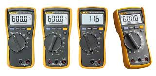 Fluke Tester Comparison Chart Comparison Of The Fluke 117 Vs 116 Vs 115 Vs 114 Multimeters