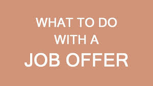What To Do With A Job Offer How To Immigrate To Canada Lp Group