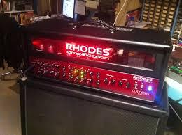 Le meilleur ton .. ... Période! - Avis Rhodes Amplification Colossus H-100  - Audiofanzine