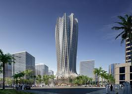 Zaha Hadid Architects to build Qatari hotel based on a flower