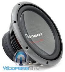 pioneer speakers subwoofer. image is loading pioneer-ts-w3003d4-12-034-sub-2000w-bass- pioneer speakers subwoofer t
