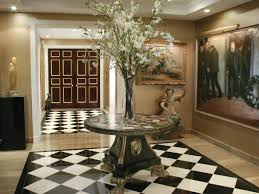 inspiration ideas entry hallway furniture with beautiful round entry hall tables