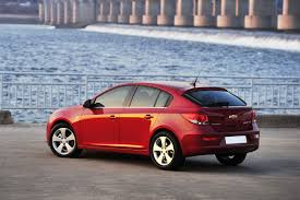 Chevrolet Cruze Hatchback 2012 review