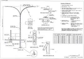Concrete Light Pole Base Design Lysaght Marketing Sdn Bhd