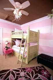 girly chandelier ceiling fan in nursery really encourage fans within idea 14
