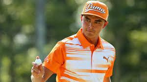 Is ricky fowler golfer gay