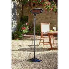 la hacienda electric patio heater