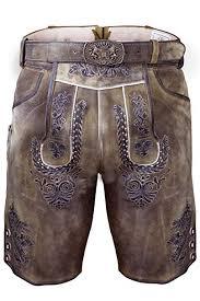 Amazon Com Edelnice Trachtenmode Bavarian Traditional Short