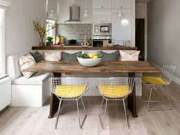 Dining Room  Kitchen Island With Bench Seating And Table Matching Kitchen Bench Seating