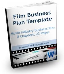 Film Business Plan Template | Professional Sample, Financials, Investors