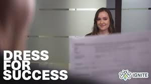 dress for success essay a sample business casual dress code tips  dress for success contest ignite