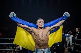 Image result for mairis briedis vs usyk