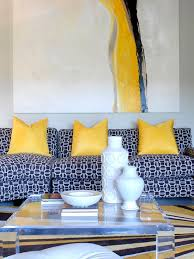 yellow and blue living room on yellow blue and gray wall art with yellow and blue living room contemporary living room tobi fairley