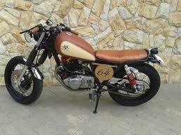 cafe racer intruder idea de imagen de motocicleta