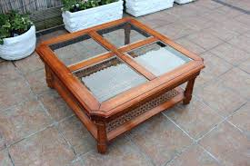 square coffee table glass square wood coffee table glass top large oval glass coffee table
