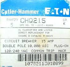 Ul Classified Circuit Breaker Replacement Chart 24 Competent Square D Cross Reference Chart