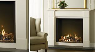 gazco riva2 800 gas fire with claremont mantel