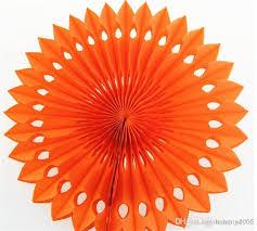 20cm honeycomb paper flower fan birthday party ornamental furnishings circular diy hollow papers fans pinwheels flowers crafts 2 05ym gg little mermaid
