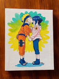 Pedido de hoy: ✨ Naruto y Hinata ✨ 🎨... - Ashley Barajas Art   Facebook