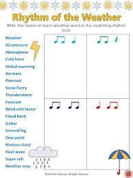 Music Activities: 12 Music Rhythm Worksheets SET 4 | Increase ...