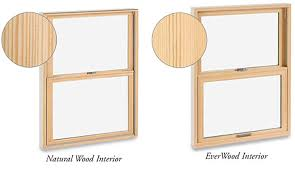 the beauty of wood windows