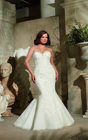 plus size fitted wedding dresses pluslook eu collection