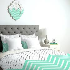 mint green and grey bedding green bedding ideas com mint green chevron bedding set