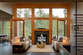 fireplace windows. window above fireplace living room contemporary with tan sofa film windows r