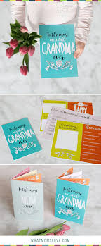 free printable mothers day card all about mom or grandma book for kids to make a unique personalized gift idea includes a fun questionnaire