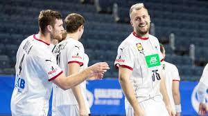 Deutschlands handballer spielen ab dem 24. Kbhrpfnuxadvdm