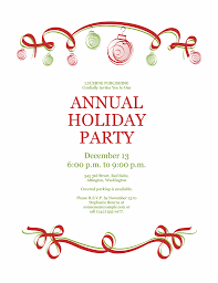 Invitation Free Download Mesmerizing √ Download Free Printable Invitations Of Holiday Party Invitation