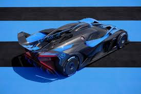2018 bugatti chiron price, specs, photos & review. The 1240kg Track Only Bugatti Bolide Has An 1825bhp Chiron Engine