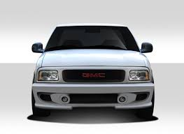 Tahoe 2004 chevy tahoe front bumper : Chevrolet Blazer Front Bumpers - Body Kit Super Store | Ground ...