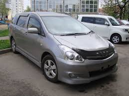 2008 Toyota WISH Photos, 1.8, Gasoline, FF, Automatic For Sale