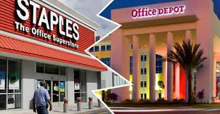 The Office The Merger Does Blocked Staples Office Depot Merger Just Delay The Inevitable