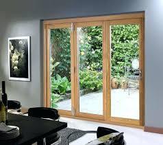 3 panel patio door 3 panel sliding patio door foot glass s 4 doors full