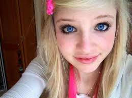 Cute blonde teen amateur