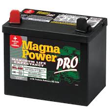 Magna Power Battery Application Chart Magna Power 12 Volt 365 Amp Lawn Mower Battery At Lowes Com
