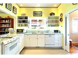 Image Paint Yellow Kitchen Cabinets Yellow And White Kitchen Cabinets Awesome Will White Kitchen Cabinets Yellow With Walls Jeffecklesorg Yellow Kitchen Cabinets Jeffecklesorg