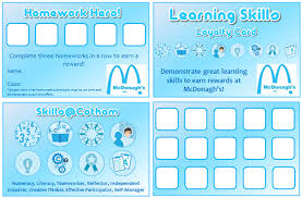 loyalty card template learning with loyalty cards miss mcds learning