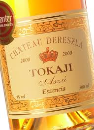 Image result for tokaji aszu chateau dereszla