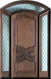 rustic double front door. Rustic Double Front Doors Monumental Wood Entry . Door