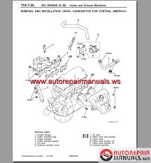 mitsubishi 4g15 engine manual auto repair manual forum heavy mitsubishi 4g15 engine manual size 2 13mb language english type pdf pages 99
