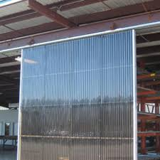 greca square wave 50 x 10 clear corrugated polycarbonate panel