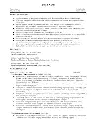 support resume administrative support resume