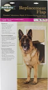 Petsafe Pet Door Replacement Flap Medium.Amazon Com : PetSafe Dog ...