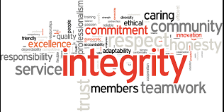 personal core values loyal determined personal core values