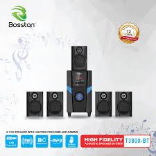 Loa Vi Tính Bluetooh 5.1 Bosston T3800-BT
