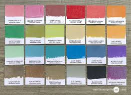 Ranger Distress Oxide Release 1 2 Swatches By Jennifer